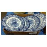 Washington Plates