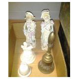 Bells/figurines
