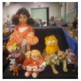 Clemson Dolls