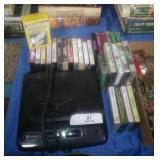 Vhs Rewinder/cassette Tapes