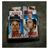 Dvds- Dexter