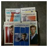 Dvds- The Mentalist