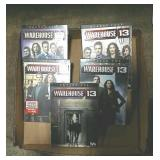 Dvds- Warehouse 13