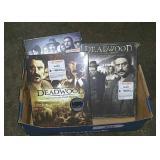 Dvds- Deadwood