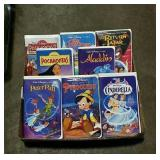 Disney Vhs Movies