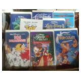 Vhs -walt Disney