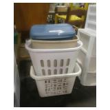 Laundry Baskets And Waste Bins
