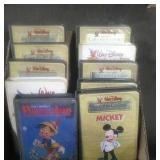 Vhs Movies- Disney Classics