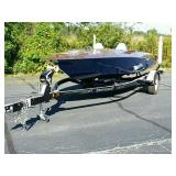 Custom Speed Boat