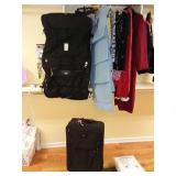 Ladies Clothing And Luggage