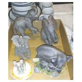 Lenox Elephants
