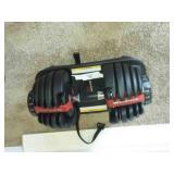Bowflex Weighs