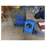 2 animal crates