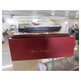 Caledonian MacBrayne ship model