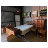 Thomasville (6) piece bedroom set