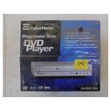 CyberHome Progressive Scan DVD Player