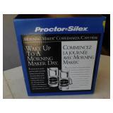 Proctor Silex Coffeemaker