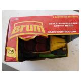 Brum Radio Control Car