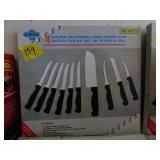 Never Sharpen 10 pc Knife Set