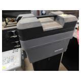 Craftsman toolbox w/supplies