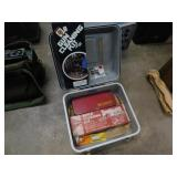gun cleaning kit in waterproof box