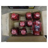 (8) new, small lanterns