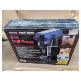 Craftsman 8 in. drill press