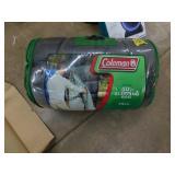 Coleman alpine sleeping bag