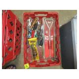 crate of tools