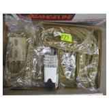 box lot of rope