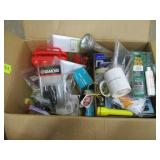 household box lot