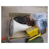 megaphone box lot
