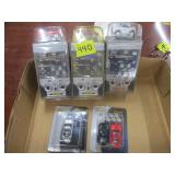 Zip Zaps new in the box toy cars