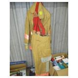 full fireman suit