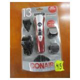 Conair 13 pc professional multi-use trimmer