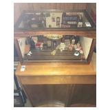 American Country Store Miniature Diorama