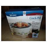 Rival 5 quart crockpot