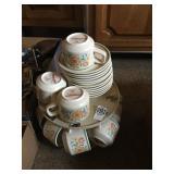 Temper Ware Tea and Saucer Set