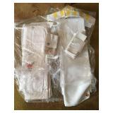 table cloth and linen napkins