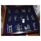 Franklin Mint Figures