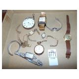 Elgin Ancre US Watch Co Caravelle Hamilton Watches
