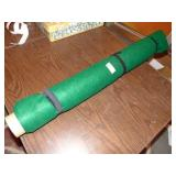 Roll up felt for puzzles