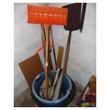 Shovels & Buckets