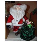 Electronic Santa