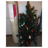 3 foot Artificial Christmas Tree 3x4 Holiday
