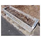 Cast Stone Planter Box