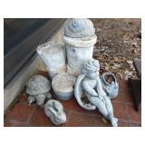 Ceramic Garden Decorations