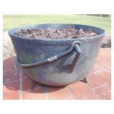 Small Cast Iron Cauldron Pot