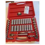 K tools Int Socket set