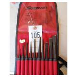 Snap On Chisel and Punch set
